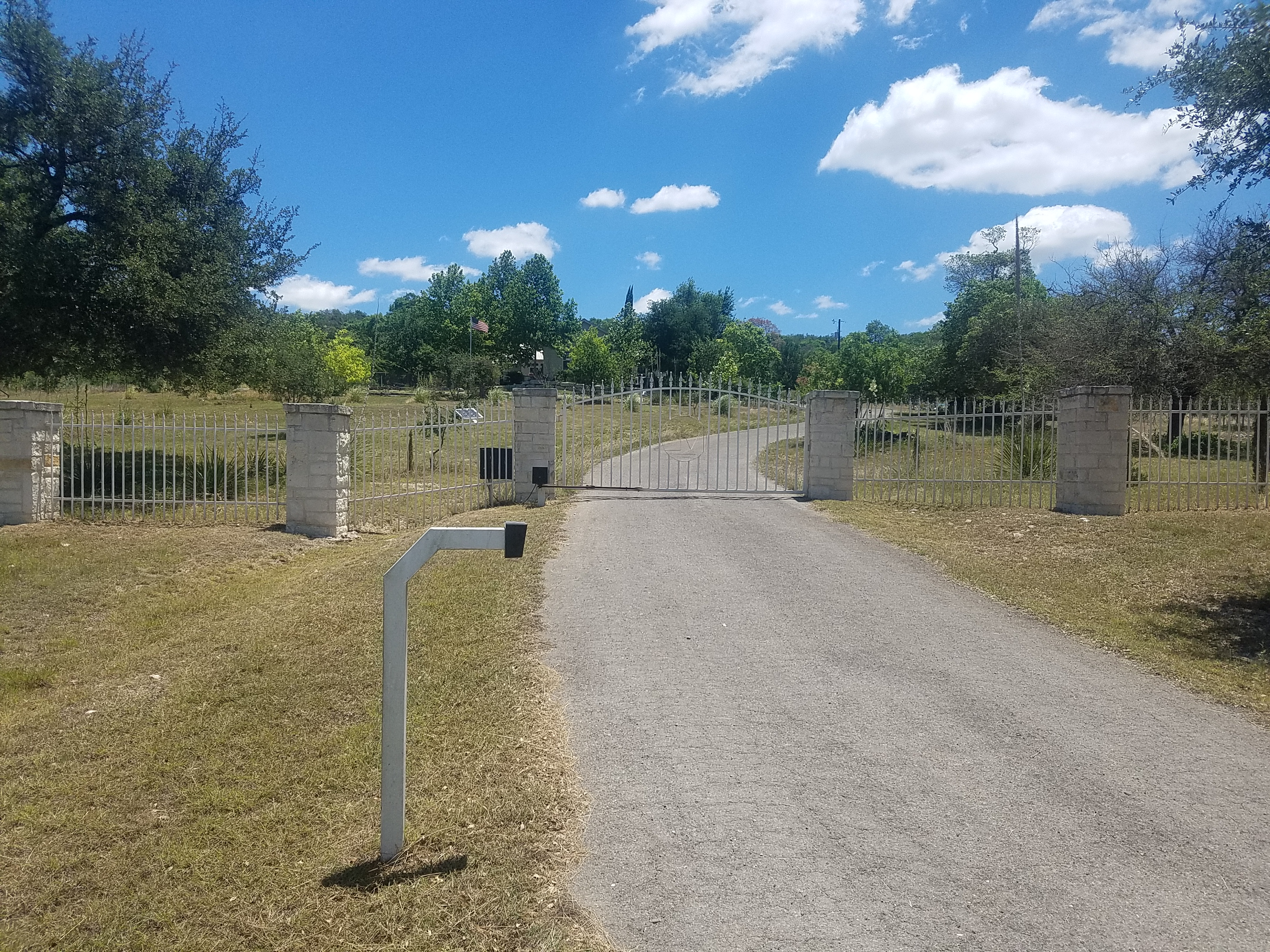 Entry System in Texas Hill Country, Boerne TX