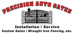 Precision Auto Gates Logo